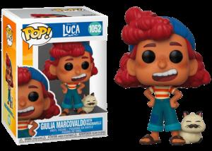 Funko Pop Disney Luca Giulia Marcovaldo