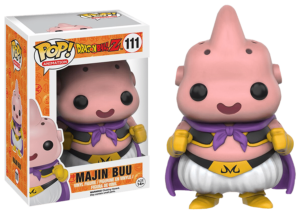Funko Pop! Dragon Ball Z: Majij Buu #111