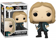Funko Pop! Falcon and the Winter Soldier: Sharon Carter #816