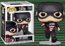 Funko Pop! Falcon and the Winter Soldier: US Agent #815