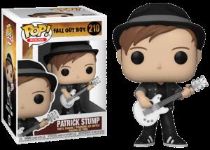 Funko Pop! Fall Out Boy: Patrick Stump #210