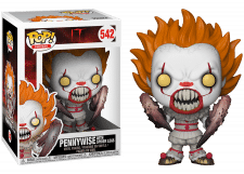 Funko Pop! IT: Pennywise with Spider Legs #542