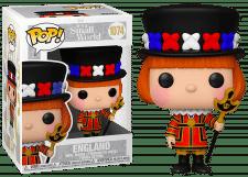 Funko Pop! Small World: England #1074