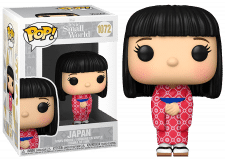 Funko Pop! Small World: Japan #1072