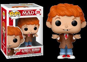 Funko Pop! MAD: Alfred E. Neuman #29