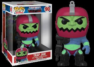 Funko Pop! MOTU: 10 inch Trap Jaw #90