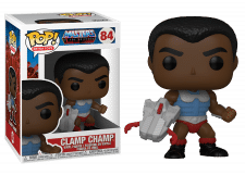 Funko Pop! MOTU: Clamp Champ #84