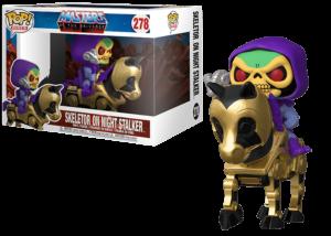 Funko Pop! MOTU: Skeletor on Night Stalker #278