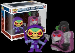 Funko Pop! MOTU: Skeletor with Snake Mountain #23