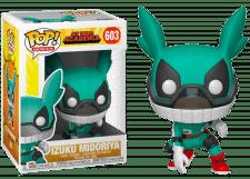 Funko Pop! My Hero Academia: Izuku Midoriya with Helmet #603