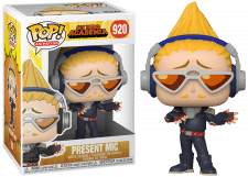 Funko Pop! My Hero Academia: Present Mic #920