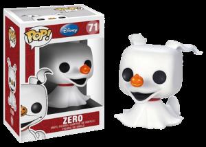 Funko Pop! Nightmare Before Christmas: Zero #71
