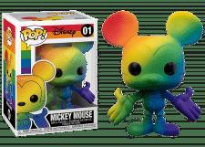 Funko Pop! Pride: Mickey Mouse #01