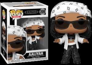 Funko Pop! Rocks: Aaliyah #209
