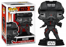 Funko Pop! Star Wars: The Bad Batch - Echo #447