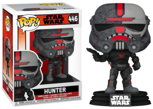 Funko Pop! Star Wars: The Bad Batch - Hunter #446