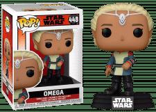 Funko Pop! Star Wars: The Bad Batch - Omega #448
