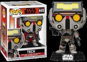 Funko Pop! Star Wars: The Bad Batch - Tech #445