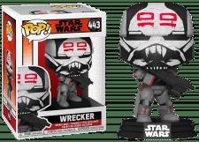 Funko Pop! Star Wars: The Bad Batch - Wrecker #443