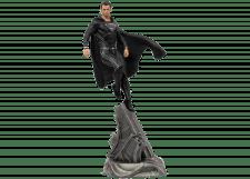 Iron Studios: Justice League Snyder Cut: Superman Black Suit