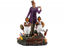 Iron Studios: Charlie and the Chocolate Factory: Willy Wonka