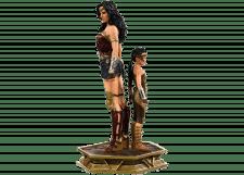 Iron Studios: Wonder Woman 1984 - Wonder Woman and Young Diana