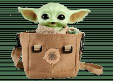 Mattel: The Mandalorian Grogu with Shoulder Bag
