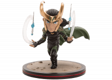 Quantum Mechanix Q-Fig: Thor Ragnarok - Loki