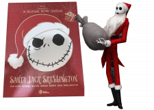 Beast Kingdom: Nightmare Before Christmas - Santa Jack 1:9 Scale