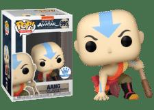 Funko Pop! Avatar: The Last Airbender - Aang #995 (Funko Shop)