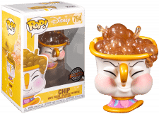 Funko Pop! Beauty and the Beast: Chip with Bubbles #794