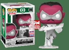 Funko Pop! White Lantern Sinestro #398 (Summer Convention)