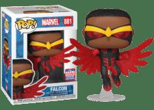 Funko Pop! Marvel: Falcon #881 (Summer Convention)