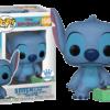 Funko Pop! Lilo and Stich: Stitch with Record Player #1048 (Funko Shop)