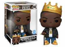 Funko Pop! Notorious B.I.G. with Crown #162 (Funko Shop)