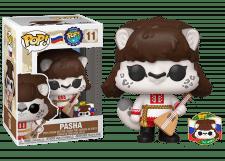 Funko Pop! Around the World: Pasha #11
