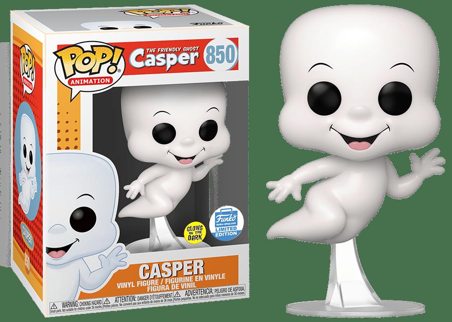 Funko Pop! Casper #850 (GitD) (Funko Shop)