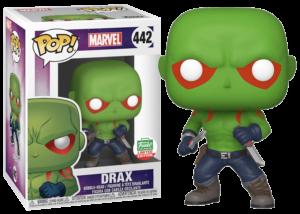 Funko Pop! Marvel: Drax #442 (Funko Shop)
