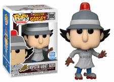 Funko Pop! Inspector Gadget on Skates #895 (Funko Shop)