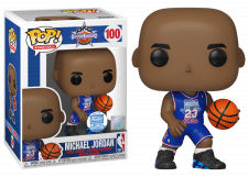 Funko Pop! Basketball: Michael Jordan #100 (Funko Shop)