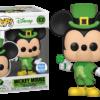 Funko Pop! Mickey Mouse St. Patrick's Day #1030 (Funko Shop)