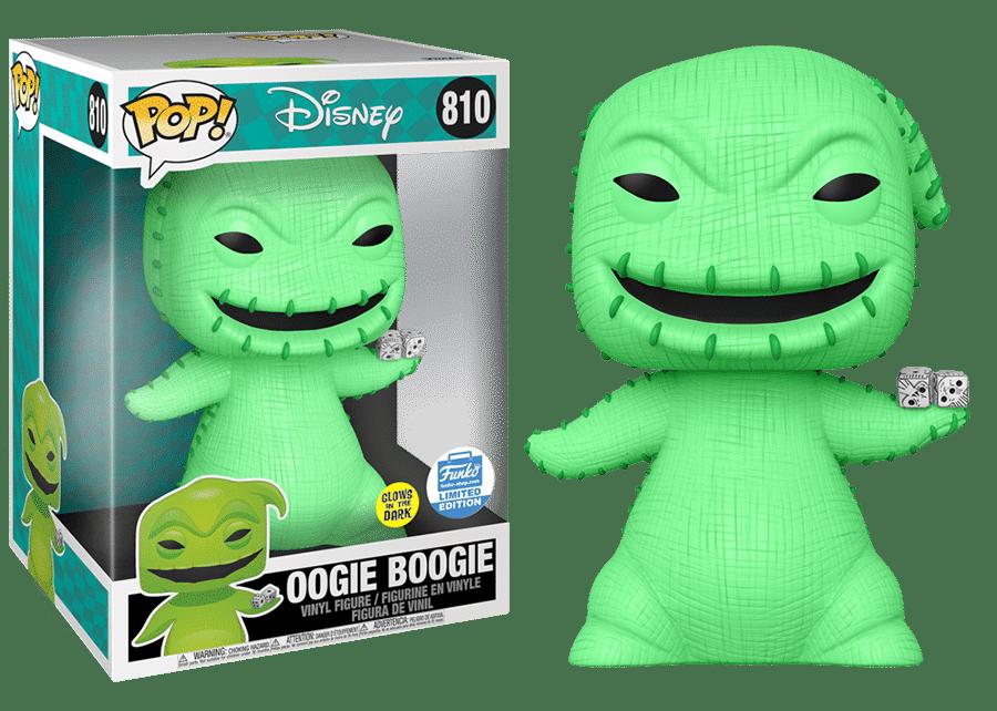 Funko Pop! Nightmare Before Christmas: Oogie Boogie #810 (Funko Shop)