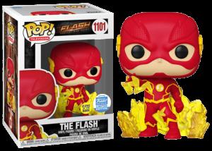 Funko Pop! The Flash #1101 (GitD) (Funko Shop)