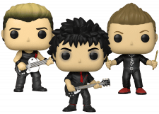 Funko Pop! Green Day: Set
