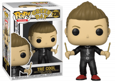 Funko Pop! Green Day: Tre Cool #236