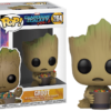 Funko Pop! Guardians of the Galaxy: Groot with Candy Bowl #264