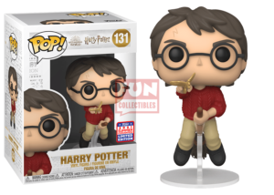 Funko Pop! Harry Potter: Flying with Key #131 (Summer Convention)