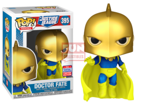Funko Pop! Justice League: Doctor Fate #395 (Summer Convention)