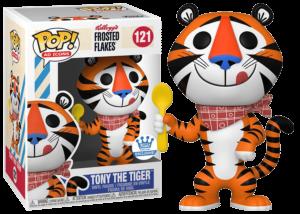 Funko Pop! Ad Icons: Tony the Tiger #121 (Funko Shop)