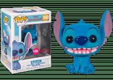 Funko Pop! Lilo and Stitch: Stitch #1045 (Flocked)